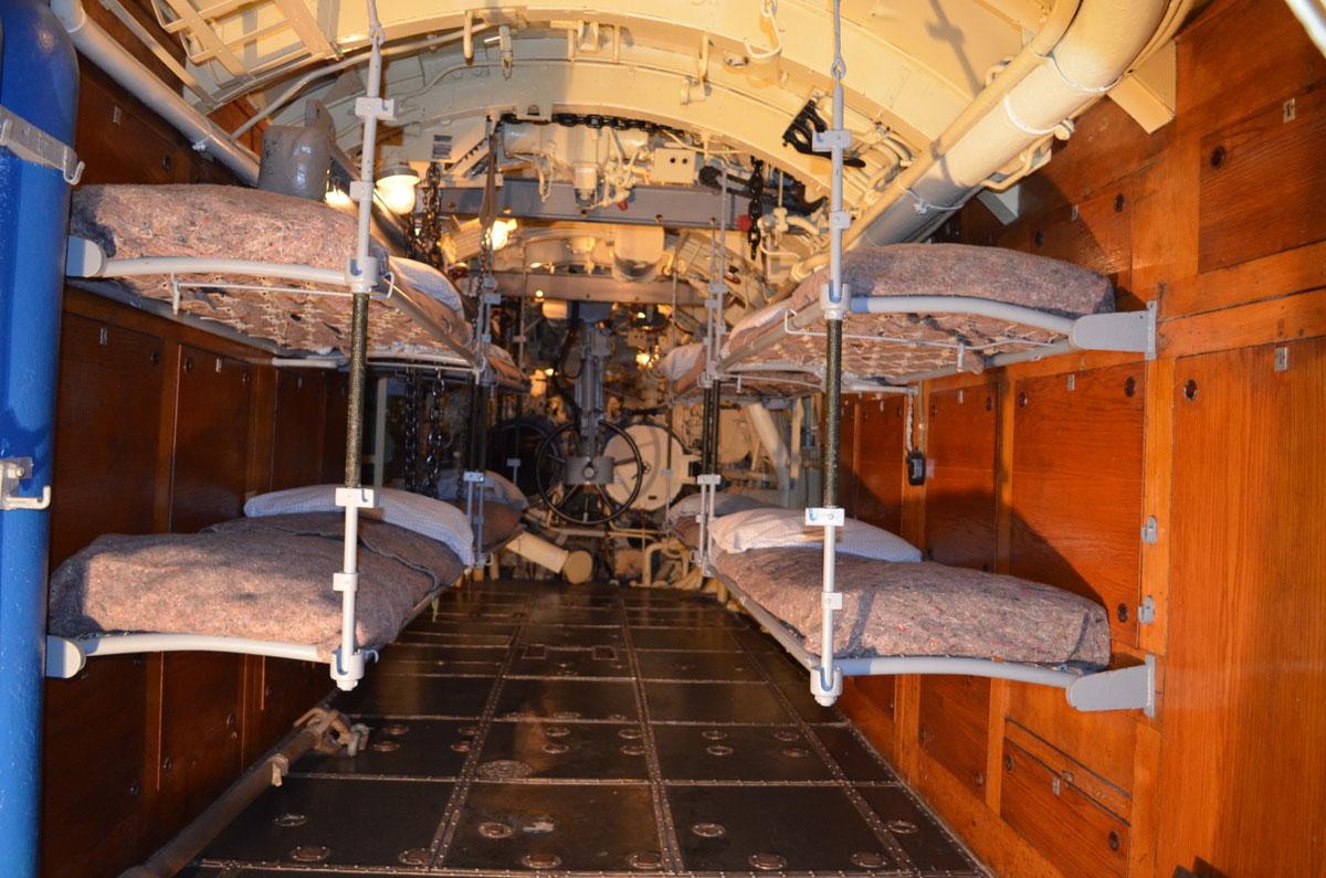 прочная рубка подводной лодки
