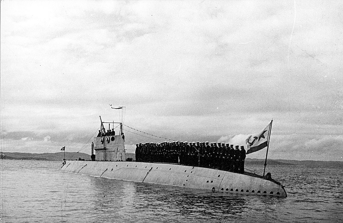 картинки подводные лодки вмф ссср