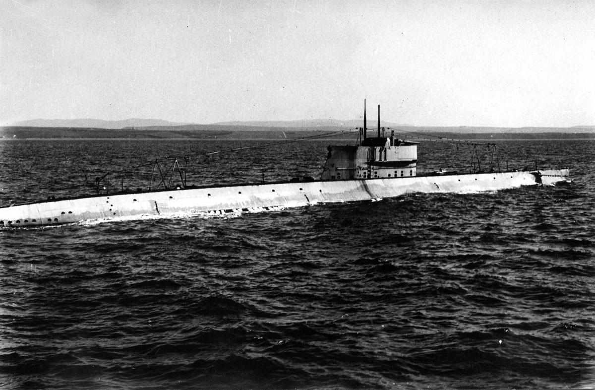 подводная лодка декабрист фото