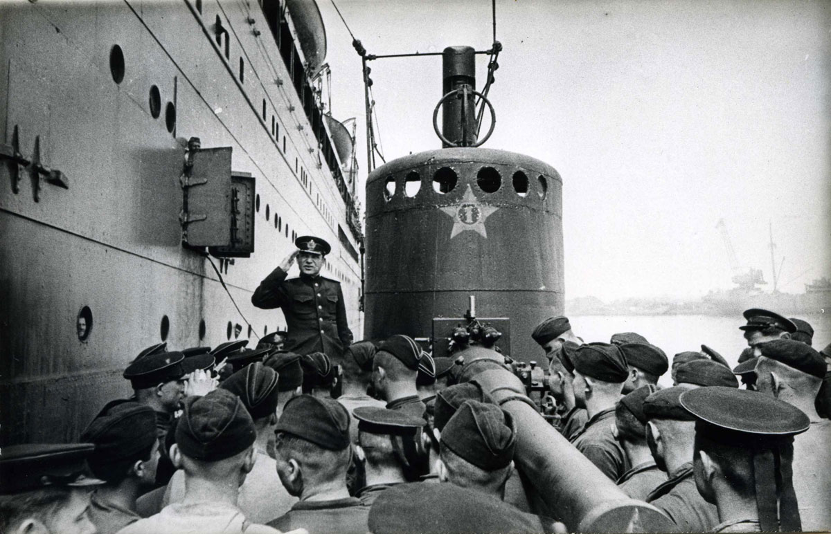 война подводных лодок во время войны