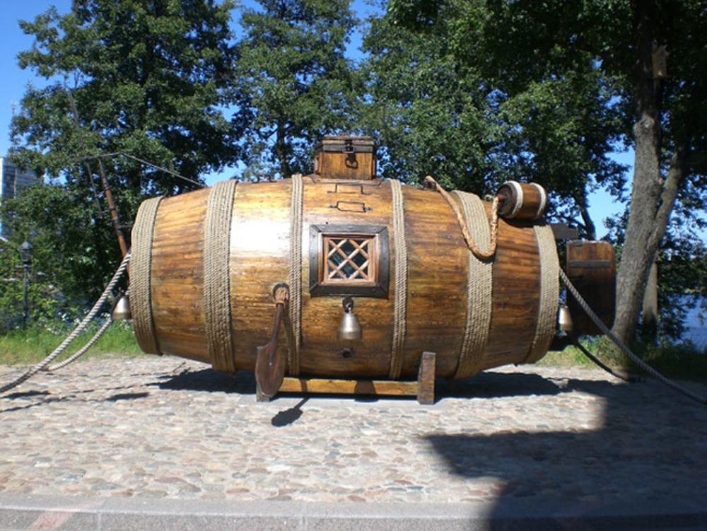 подводную лодку изобрел ефим новиков