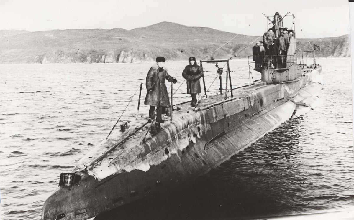 советские подводные лодки субмарины