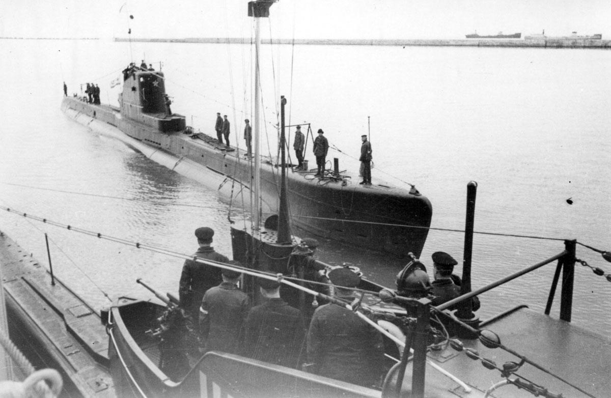 подводные лодки во время вов фото