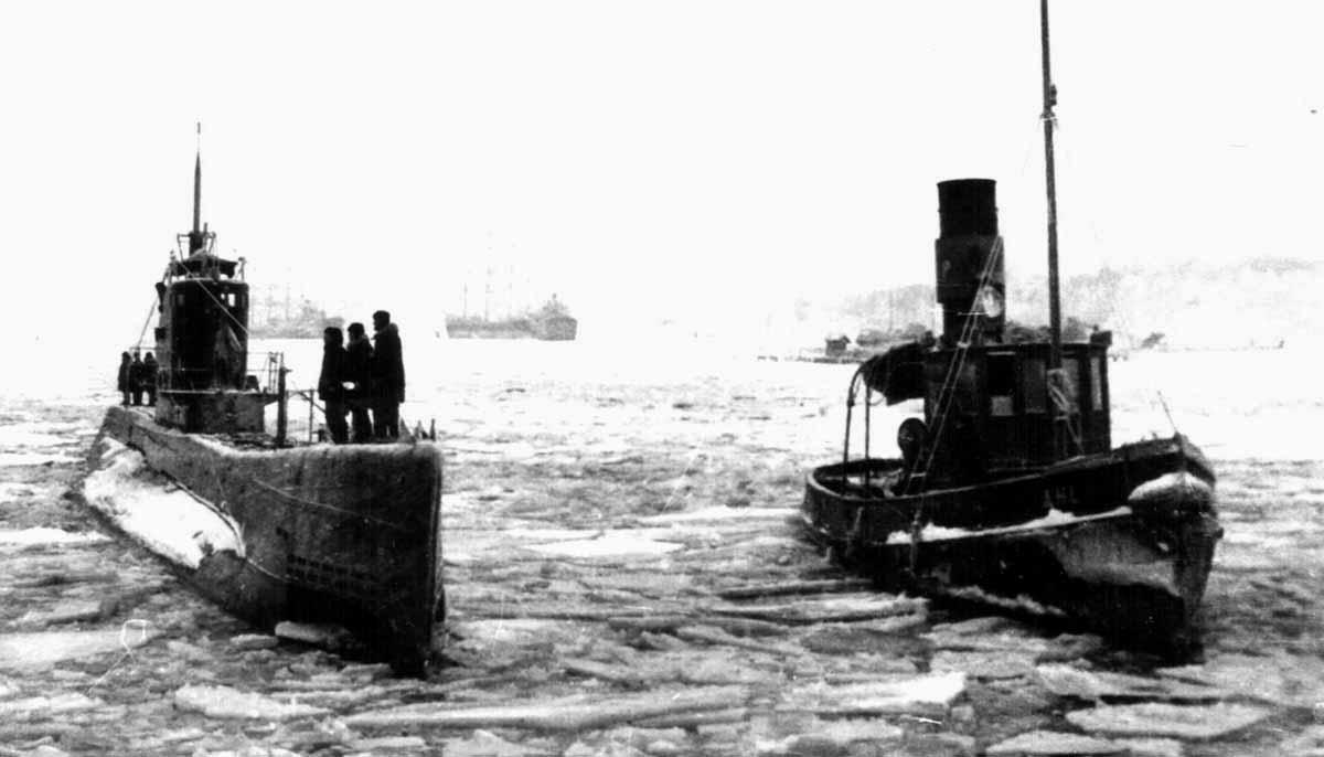 лодка щ 211