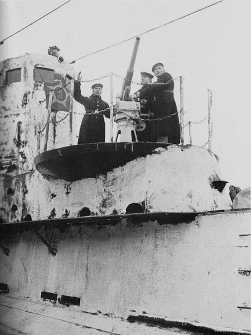 командиры советских подводных лодок 1941-1945 гг