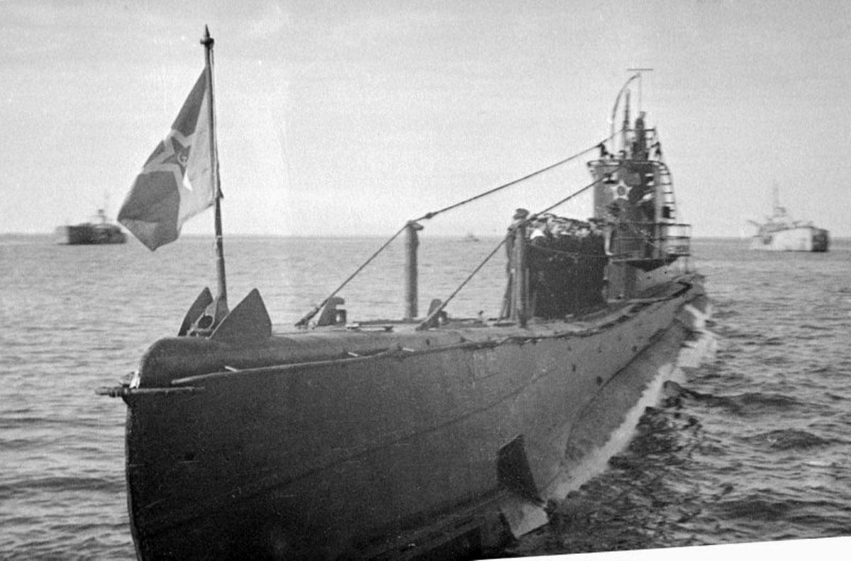 подводные лодки ладожского озера