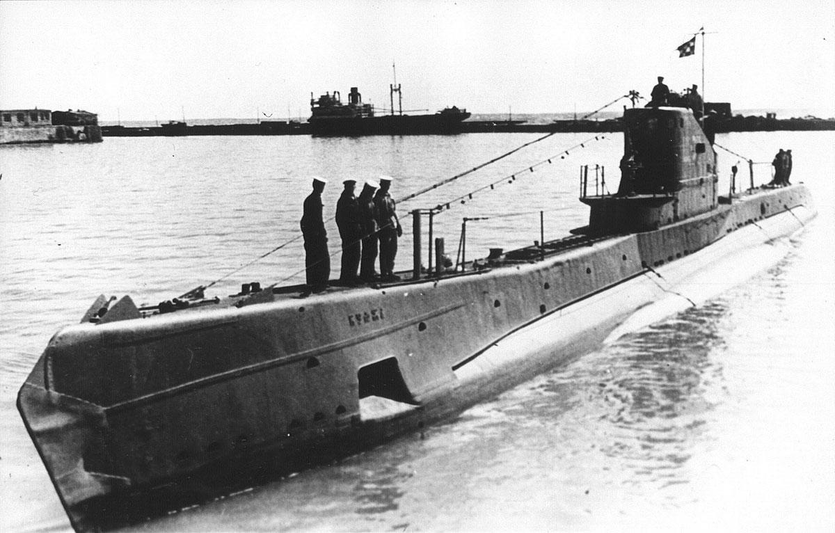фильм про подводная лодка во время вов