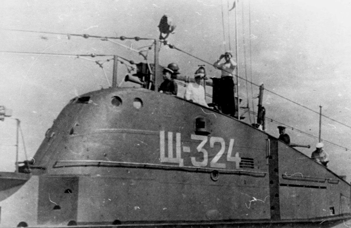 подводные лодки ссср времен войн