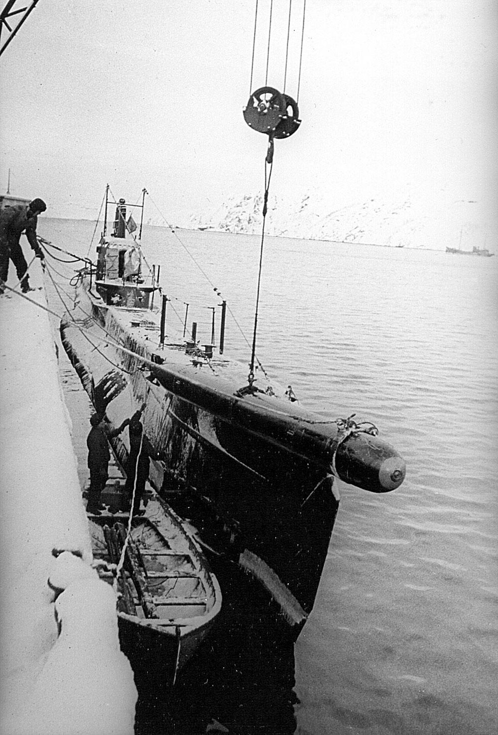 газета о подводной лодки