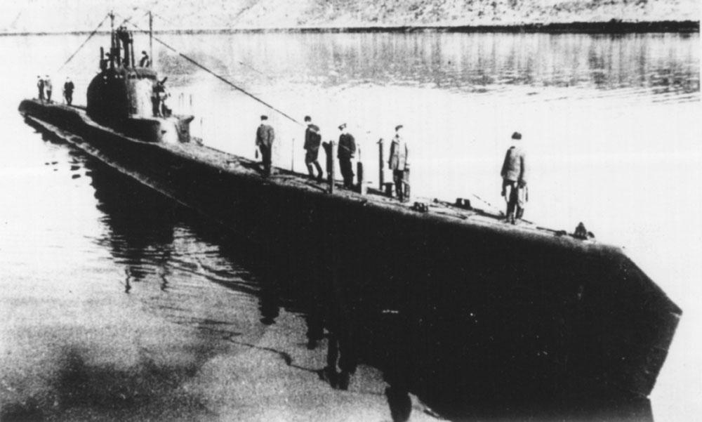 подводная лодка коломна