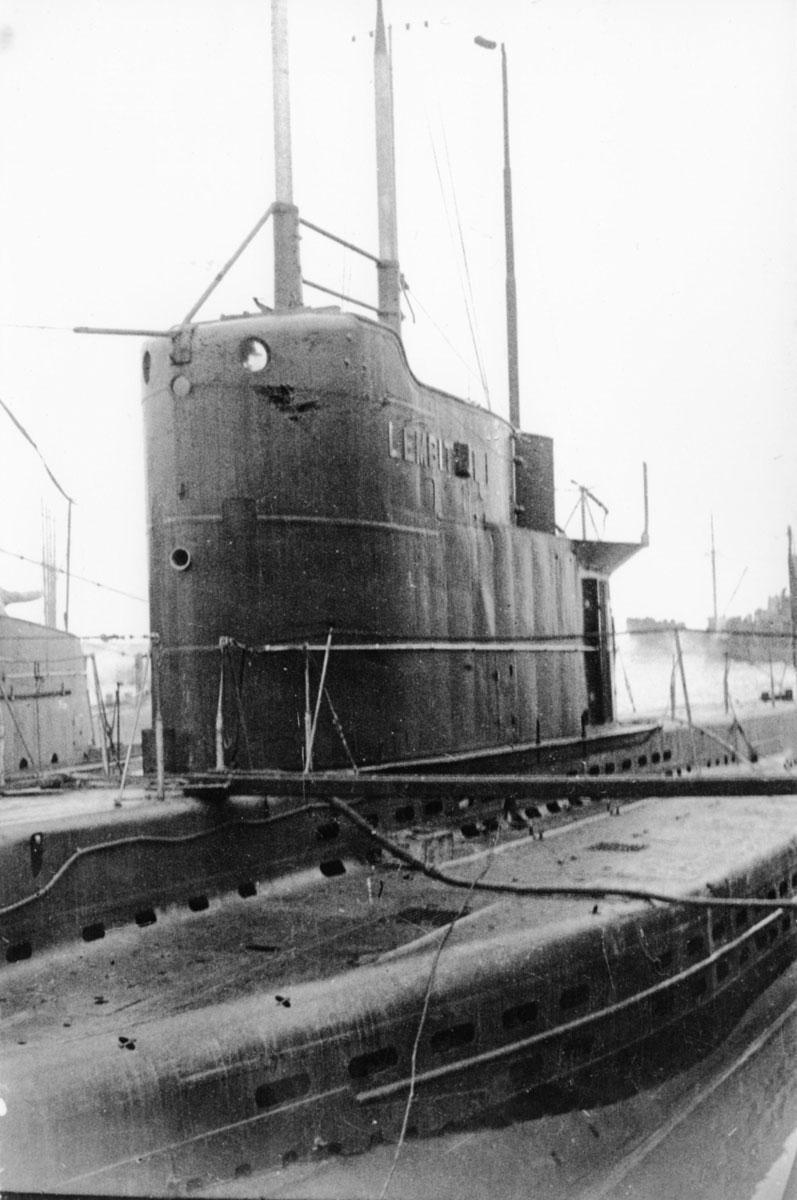 подводная лодка лембит экипаж