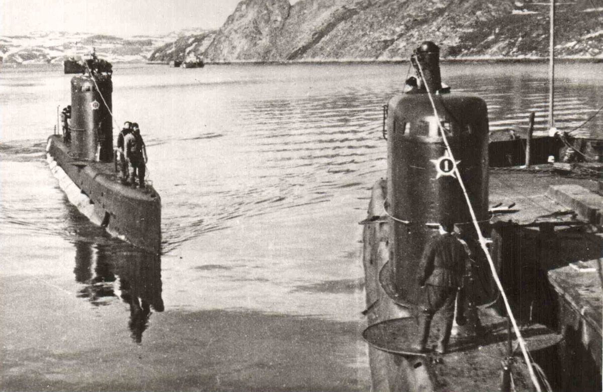 фильмы-война с немецкими подводными лодками