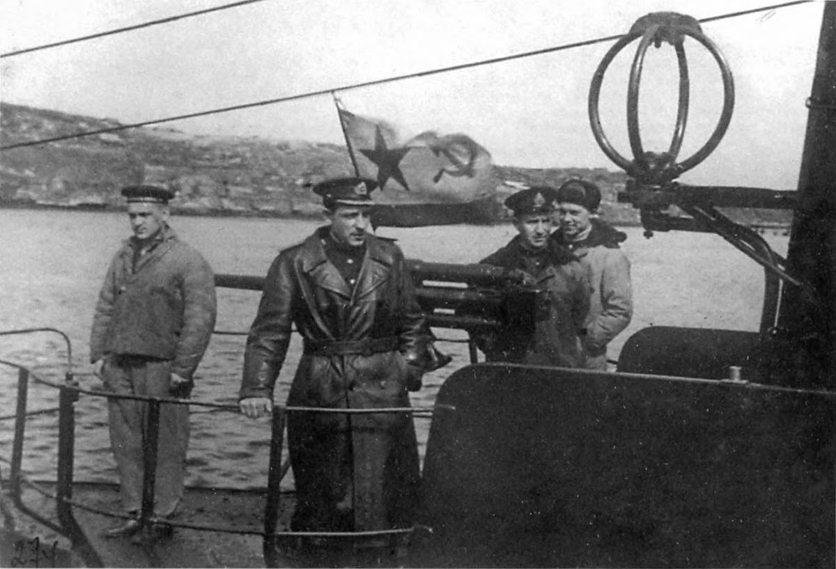 подводные лодки великая отечественная документальный