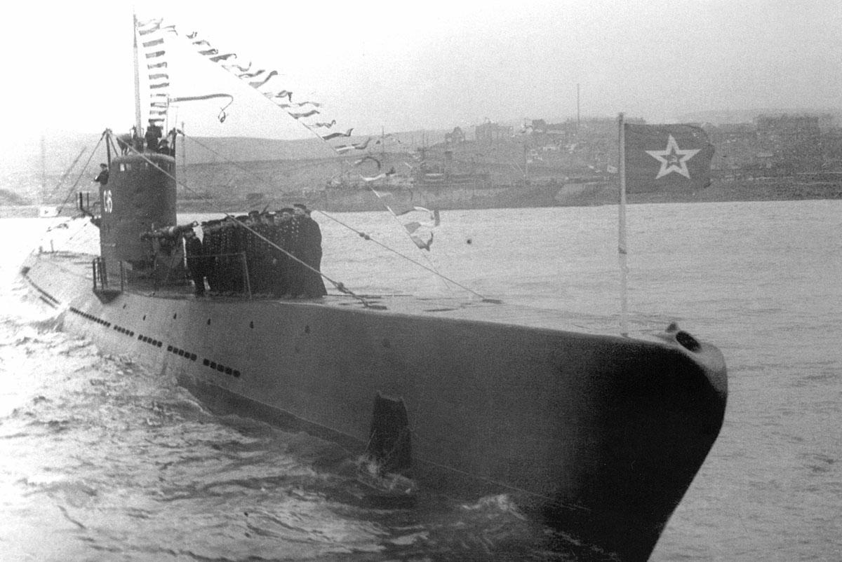 боевая устойчивость подводной лодки