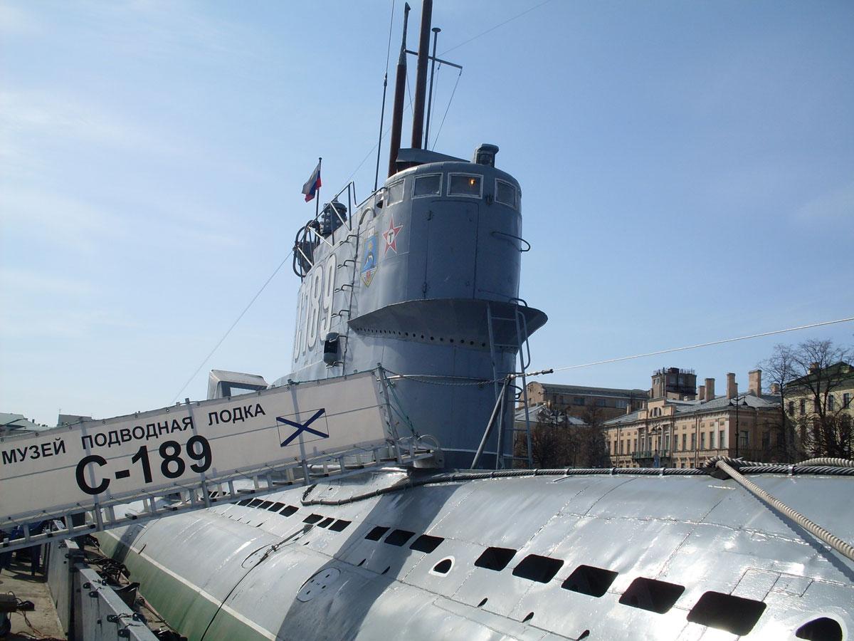 с 189 подводная лодка фото