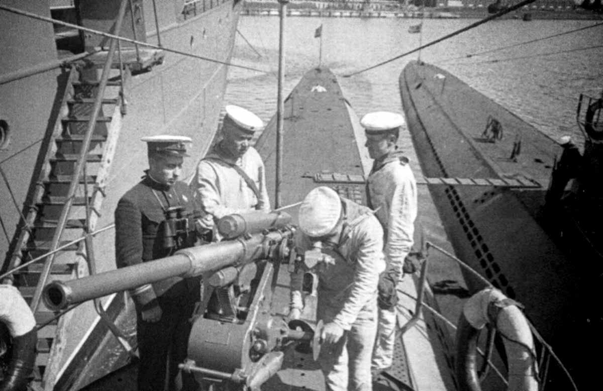 ибрагимов подводная лодка