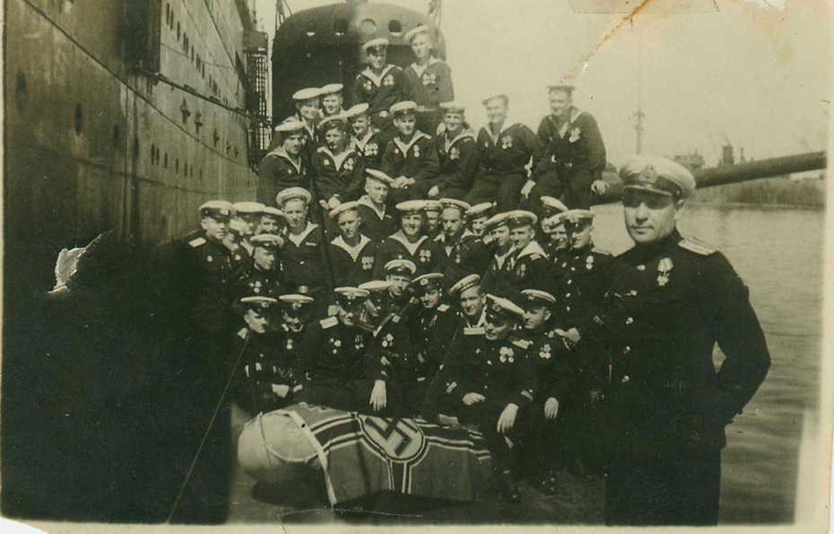 командиры подводных лодок в вов