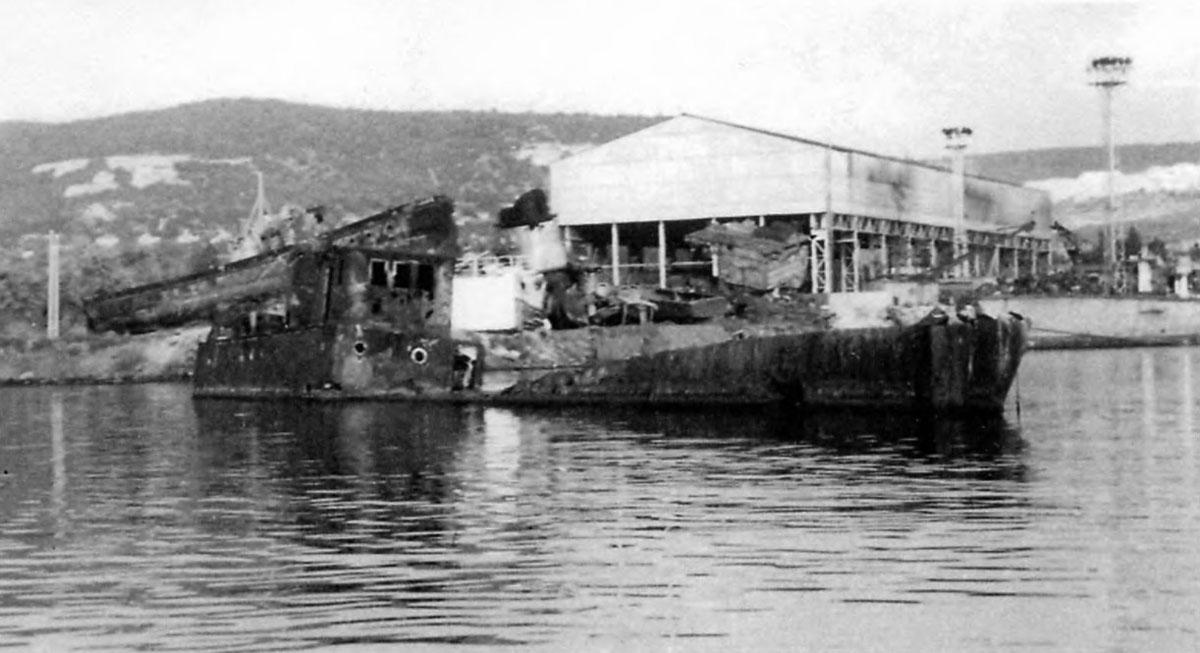 какие подводные лодки были на кубе