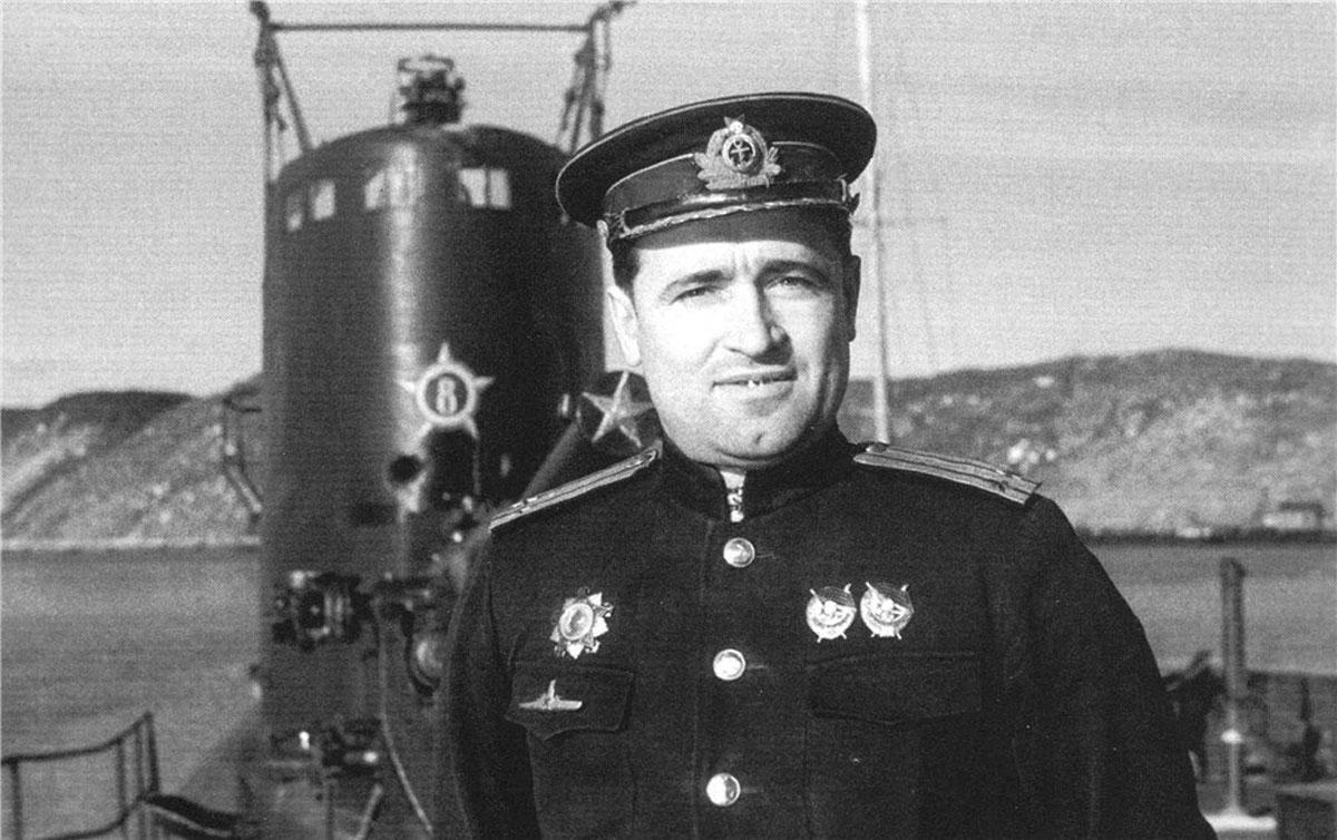 все командиры подводных лодок всех флотов в войну