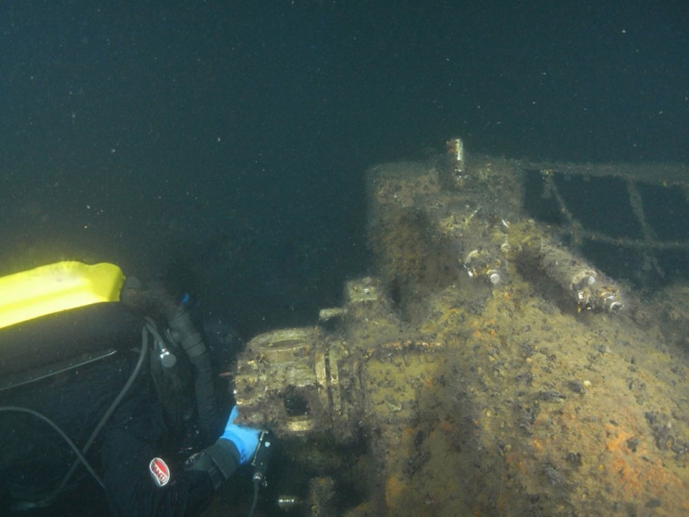 подводная лодка крым нашел