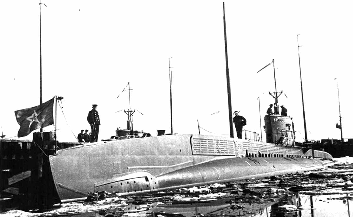 потери подводных лодок ссср в вов