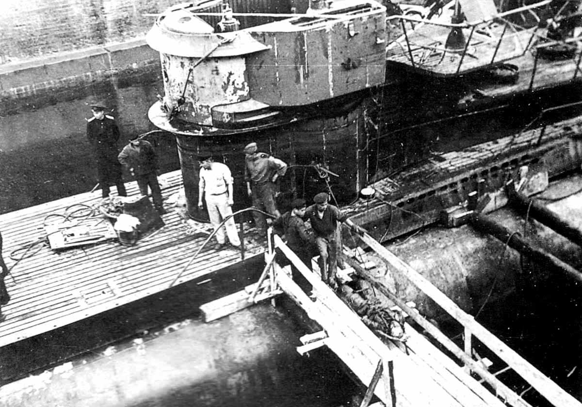 истории погибших подводных лодок