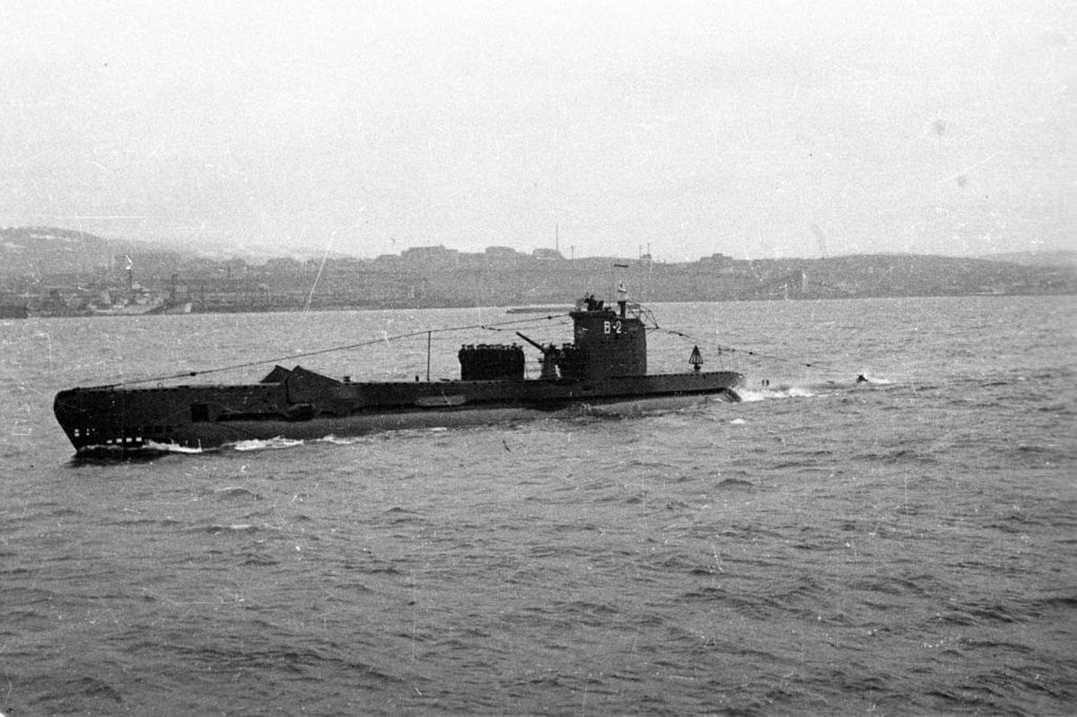 число подводных лодок в ссср