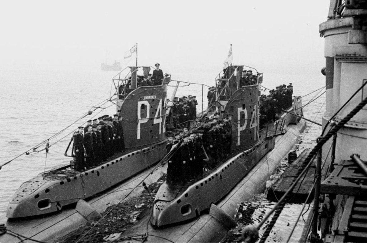 потери подводных лодок ссср в великой отечественной войне